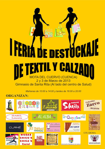 Cartel_Feria_Destockaje_Textil-Calzado_2013