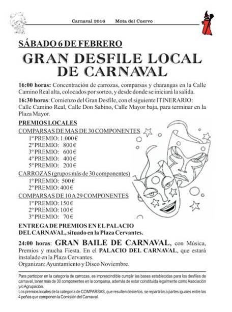 carnaval mota
