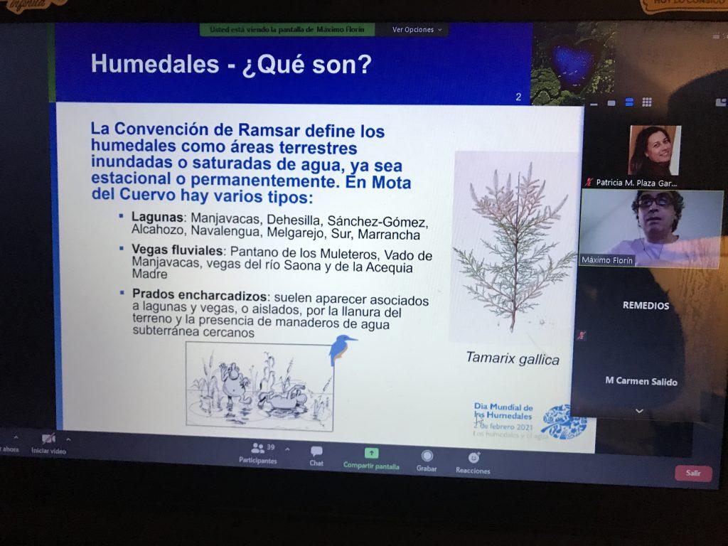 HUMEDALES MANCHEGOS